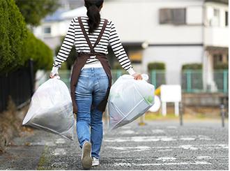 ゴミ収集について